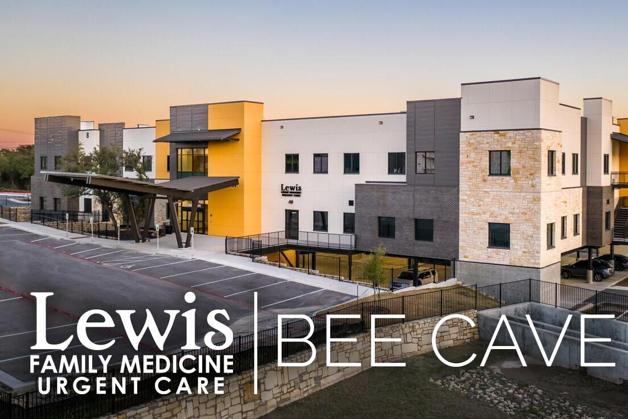 Lewis Family Medicine Bee Cave Texas