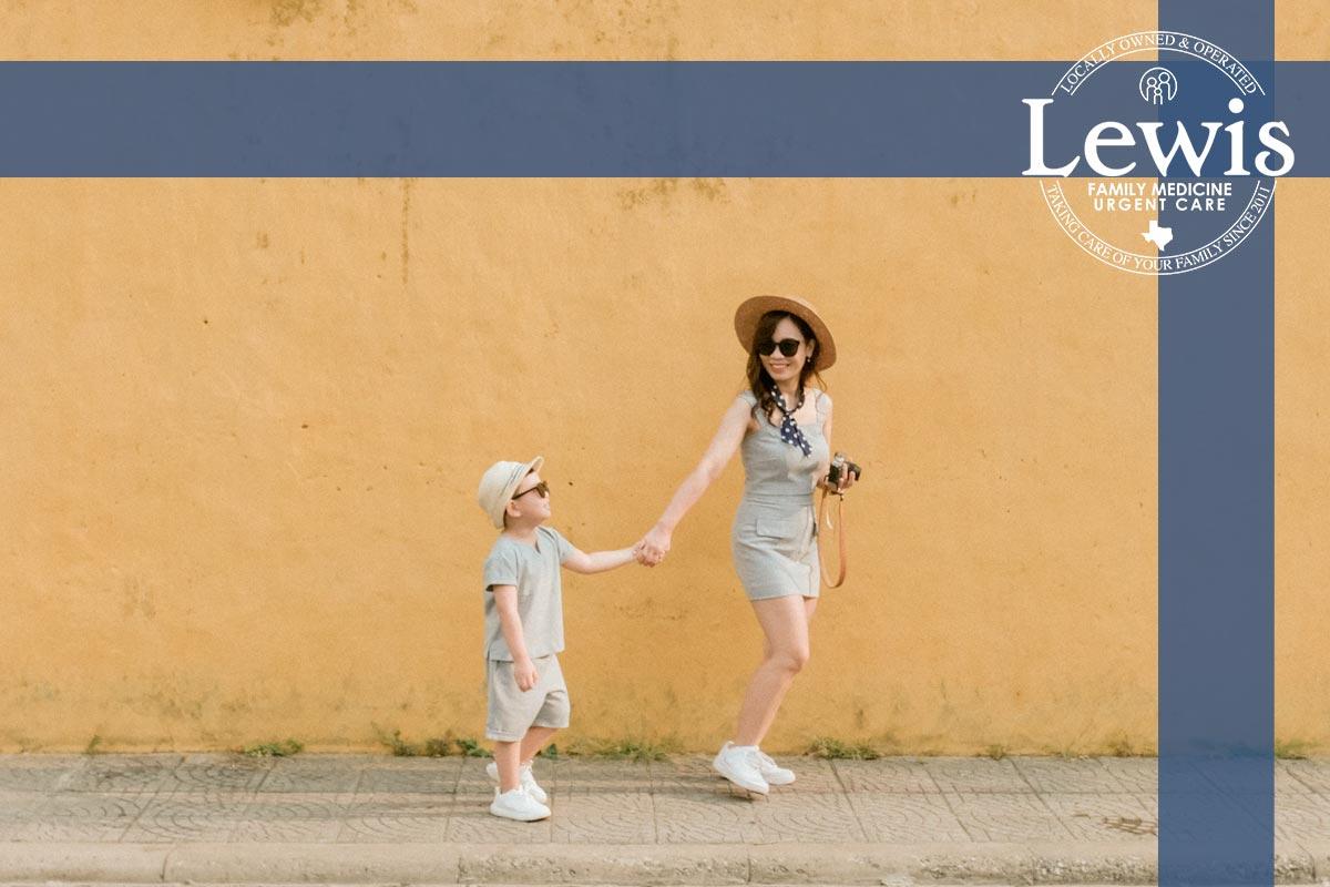 Healthy Parents: Milestones for Mom